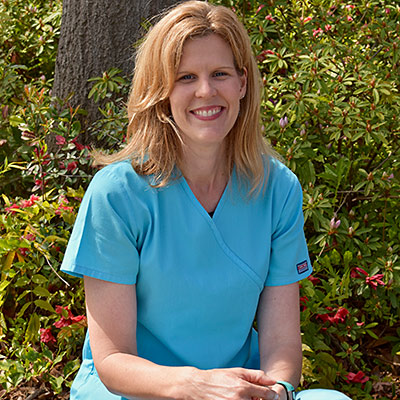 physical therapist Chelsea Breen: West Columbia, SC